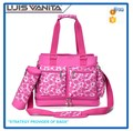 Pink Adult Diaper Bag Mummy with Wet Compartment