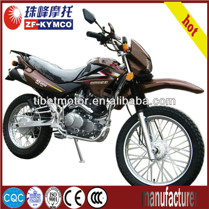 Super sport new cheap dirt bikes 250cc on promotion ZF200GY