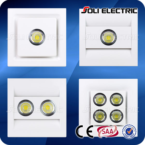 Bathroom Ceiling Centrifugal Exhaust Fan With Led Light