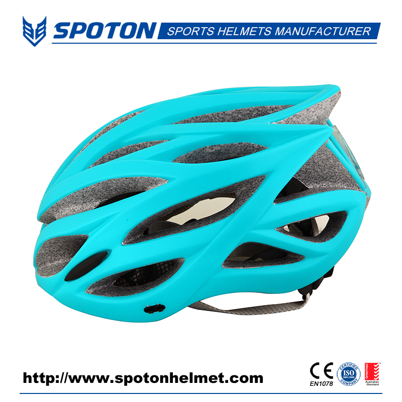Wholesale Light Bicycle Helmet For Adults And Teenager