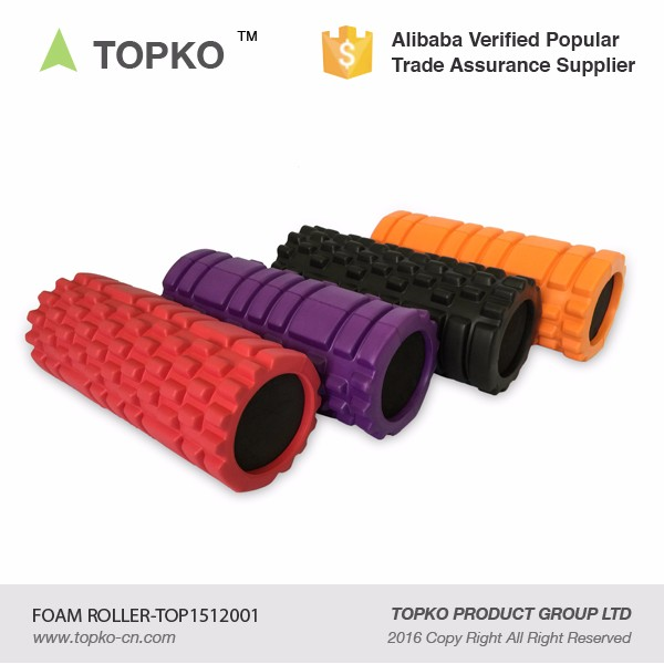 Alibaba Wholesale Made in China Custom Label Printed Massage Foam Roller