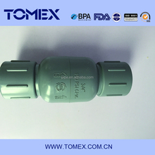 Free Sample PVC swing check valve 6 inch factory direct supply