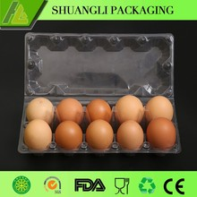 plastic egg packing