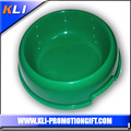 Single dish water food pet bowl feeder cat food bowl