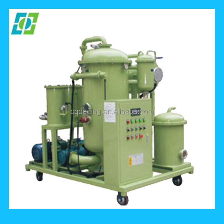 Vacuum Insulating Oil Purifier, Lubricant Oil Reclaim Machine, Waste Oil Solution