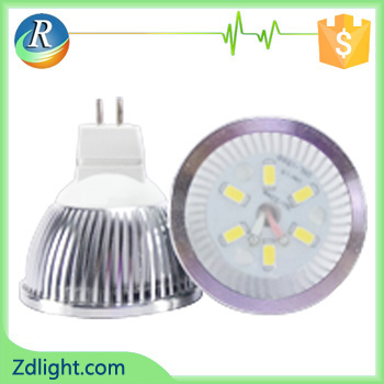 3W MR16 led SMD spot light