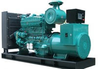 Yuchai 500kw three phase alternator water powered electric generator
