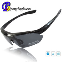 Popular UV400 Best Polarized Interchangeable Sports