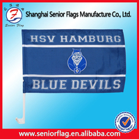 Sport car flag,plastic flag holder car,wind flag