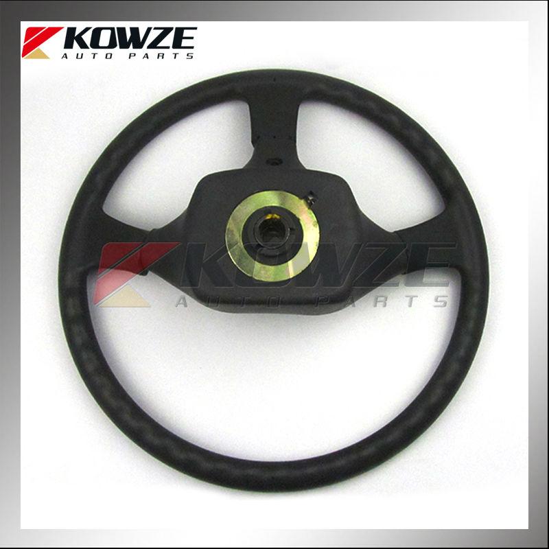 Mitsubishi Pajero Montero Shogun Dakar Steering Wheel V43