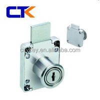 CTK Zinc Alloy Metal furniture Cabinet Desk Drawer Lock (139)
