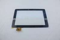 Hight resolution 7680*5120 USB interface 10 points 10.1 capacitive touch panel for multi aplications such as tablet pc/car dvd