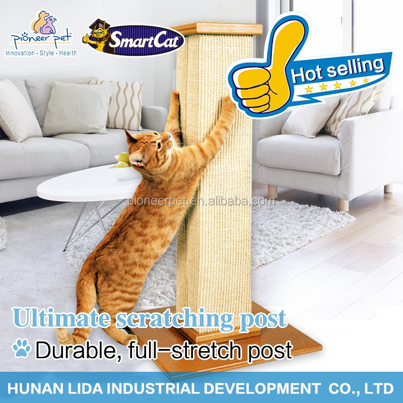 Cat Products cat Ultimate scratching post / Top quality cat scratcher Pet furniture