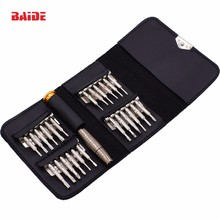 Open <strong>Tools</strong> All in One Hot Sale 25 in 1 Wallet Screwdriver Set for iPhone Watch Laptop Torx Electronic <strong>Tools</strong> 100Sets