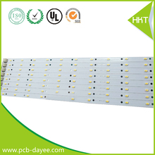 LED pcb assembly, high quality 5630/5730 led SMD bulb parts circuit board