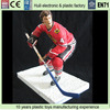 Customized Ice hockey player figure, oem sports player making figure factory