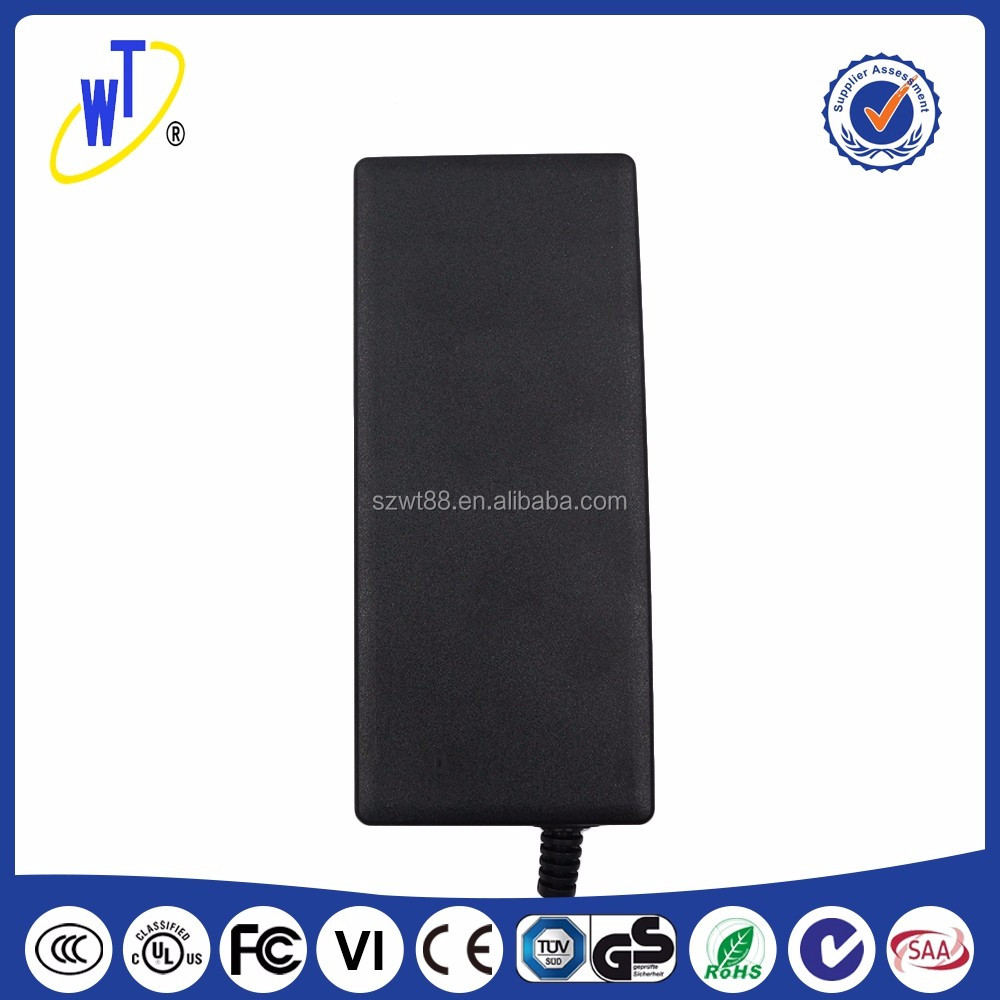 Consumer electronics power 110~240V POS terminal adapter AC/DC adapter 12V 4A 40w plug adapter for set top box,LED,CCTV