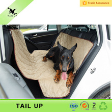 Quilted hammock dog car seat pet seat cover