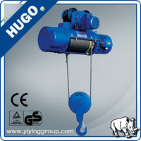 Safe Driving Similar Mitsubishi Electric Wire Rope Hoist With Electric Power