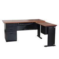 L-Shape Office Table Executive Office Desk (GT-CB01)