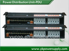 alarm fuction power channel distribution system