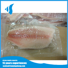 High Quality Frozen Tilapia fish fillet