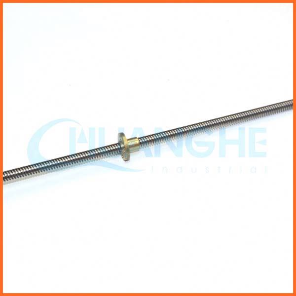 Customized wholesale quality miniature 8mm ball lead screw