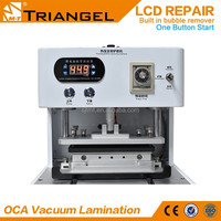 Hot New M-Triangel factory Automatic 2 in1 OCA Glue/Polarizer Remove & Framing Machine for All Type of Mobile Phone Repairing