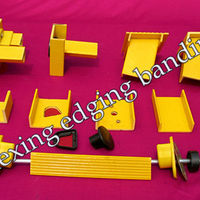 Plastic U Shaped PVC Edge Strip