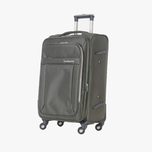 Hot Selling luggage eva 600d polyester eva luggage trolley bag