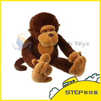 2015 New Style hot sale Monkey Stuffed Plush Toy