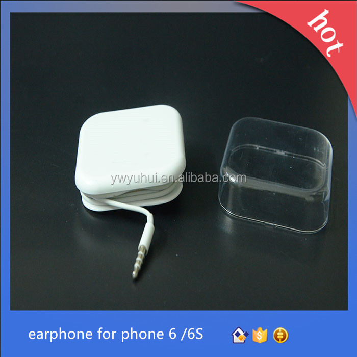 Cheap Earphone For iphone Mobile Phone With Mic Factory Price Headset For iPhone iPad iPod Wired Headset