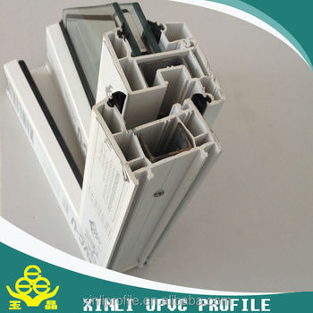 Casement & Tilt-turn UPVC window profile