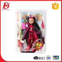 11.5 toy doll girls halloween witch dolls