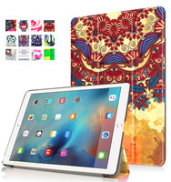 For Ipad Pro 9.7 Customized Design Magnetic Cover Smart Leather Case For Ipad Pro 9.7''