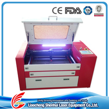 Art Crafts Laser Engraving and Cutting Machine for Sale,Automatic Smal Mini Co2 Laser Cutting and Engraving Machine