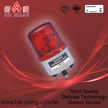 DC12V LED Outdoor Flashing Rotary Warning Light