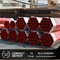 China pvc coated steel pipe/natural gas coated steel pipe/plastic coated epoxy steel pipe
