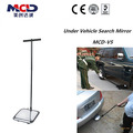 Under Vehicle Inspection System Portable Rechargeable Under Auto Car Search Mirror with Led Light MCD-V5