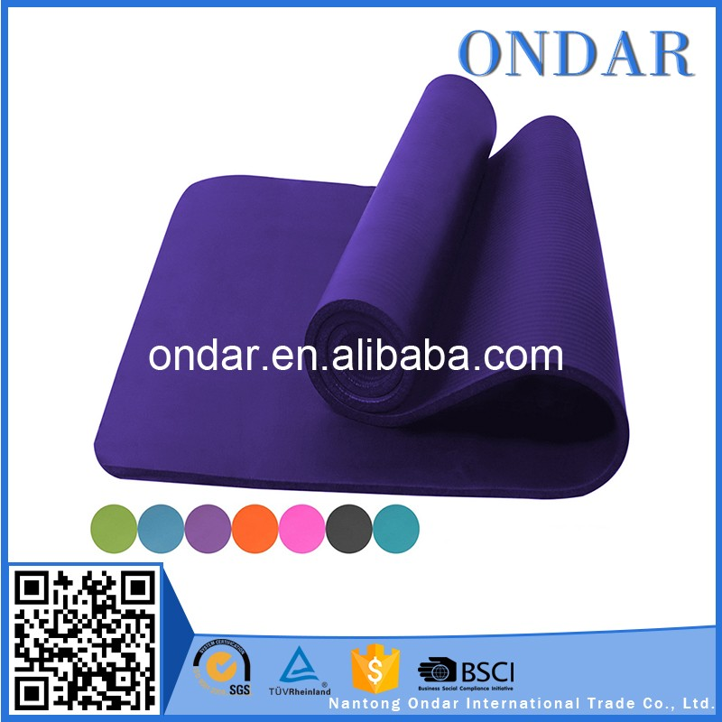 Multifunctional eva foam sport mat with good quality