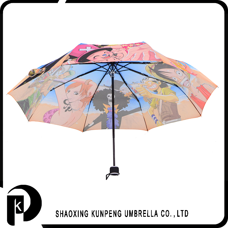 Umbrella factory fancy gift cartoon kid umbrella transparent cartoon umbrella
