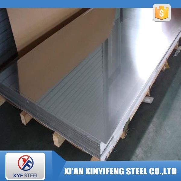 304 4x8 2b finish stainless steel mill test certificate sheet