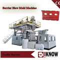 Plastic Fence Barrier Blow Molding Machine