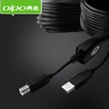 15m usb2.0 extension cable usb cable for printer