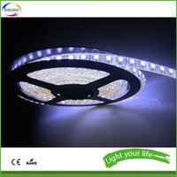 12/24V SMD3528 Outdoor Waterproof IP65 120led/M White Cheap led strip12mm ip65 60leds cold white