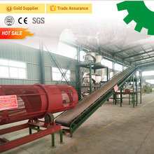 10 ton per day cassava flour processing machine
