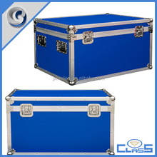 Reinforce durable hard aluminum flight carrying case for machine,tool,medicine