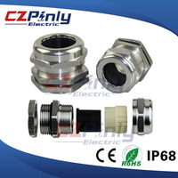 Waterproof Stainless Steel 1.4305 Cable Gland