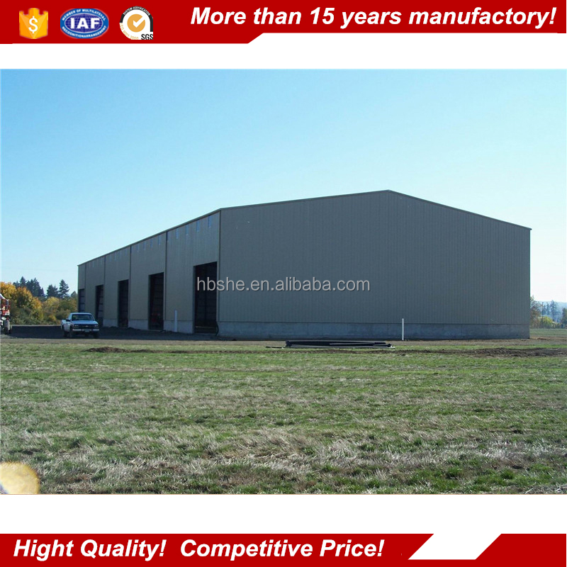 metal storage buildings / steel warehouse building kit