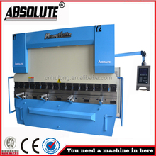 ABSOLUTE Brand 3+1 axis cnc press brake,Hydraulic bending machine direct